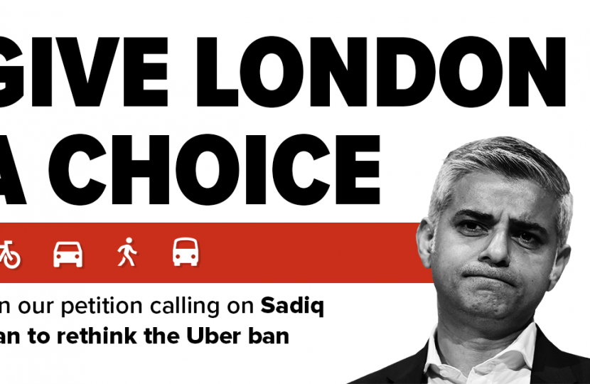 Londoners Want Choice