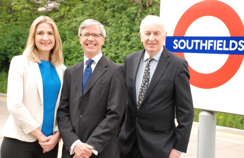 Our Southfields Ward team